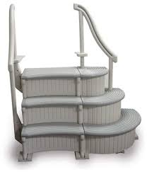 10 best above ground pool ladders