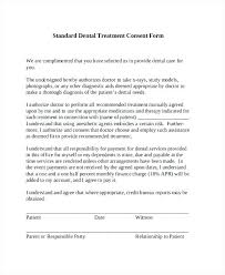 Printable Medical Release Form Treatment Authorization And Consent ...