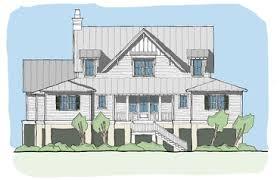coastal house plans. Ibis Collection Coastal House Plans