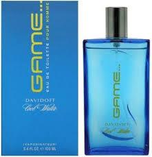 <b>Davidoff Cool Water Game</b> Pour Homme Eau Du Toilette - 100 ml ...
