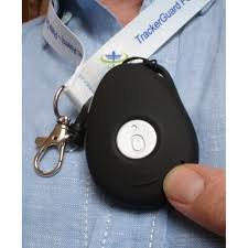 personal gps tracker alarm sos panic on