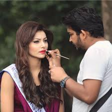 indian male in female makeup daily