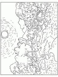 Small Picture Famous Art Coloring Pages Coloring Pages Coloring Books A Coloring