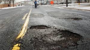 Estimate Asphalt Road Construction Cost Per Mile Bad Roads Cost Car Owners Billions Report