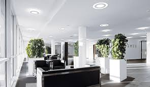lighting in an office. lighting in an office a