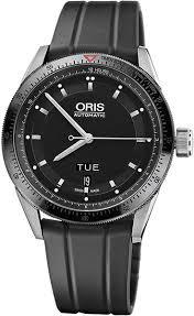 Наручные <b>часы Oris 735</b>-<b>7662</b>-<b>44</b>-<b>34RS</b> — купить в интернет ...