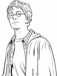 Dessin Imprimer Gratuit Harry Potter L