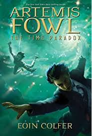 the time paradox artemis fowl book 6