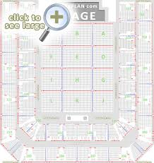 Marcus Amphitheater Seating Chart With Rows And Seat Numbers Amsterdam Ziggo Dome Arena Seat Numbers Detailed Seating