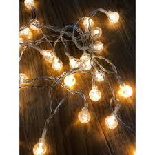 SỈ Dây đèn led trang trí đào quất tết / Đèn led bi bọt pha lê 3m/6m trang  trí nhà cửa mùa xuân giá cạnh tranh