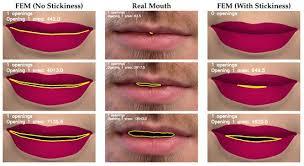 sticky lip