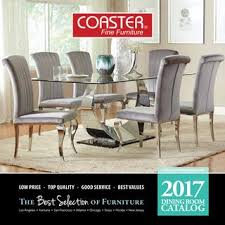 2017 coaster dining catalog by Seaboard Bedding and Furntiure issuu