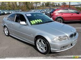 BMW Convertible 2001 bmw 330i coupe : Titanium Silver Metallic 2001 BMW 3 Series 330i Coupe Exterior ...
