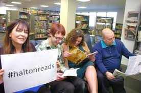 Tweet what you read to celebrate national libraries day   Runcorn and  Widnes World