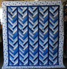 78 best FRENCH BRAID QUILTS images on Pinterest | Crafts ... & French Braided Quilt- love this idea Adamdwight.com