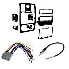 2005 07 chrysler 300 car stereo install mounting kit wire harness 2005 07 chrysler 300 car stereo install mounting kit wire harness and radio antenna