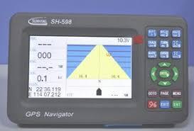 Navigation Chart Plotter Marine Gps Navigation Chart Plotter Navigator 5inch Sh 598