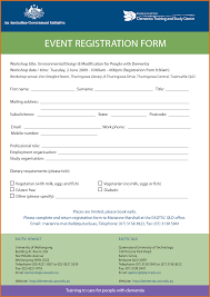 printable registration form template downloadable registration form template word and free printable