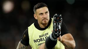 All Blacks v Canada: <b>Sonny Bill Williams</b> gets first Rugby World Cup ...