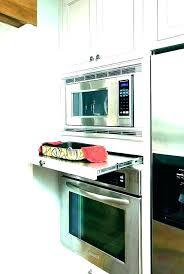 kitchenaid wall oven microwave combo 27 inch wall oven microwave combo combination contemporary kitchenaid 27 wall