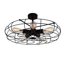 semi flush mount ceiling lights. BAYCHEER HL371436 Industrial Vintage Style 110V Semi Flush Mount Ceiling Light Metal Hanging Fixture Pendant Lighting Lights