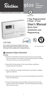 best robertshaw thermostat wiring diagram ideas electrical Robertshaw Thermostat Troubleshooting robertshaw thermostat wiring diagram efcaviation com