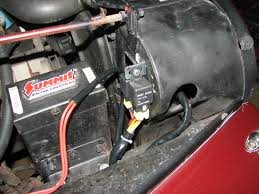 how to upgrade dim headlights a headlight relay mod the female plug on the new harness goes into the headlight on the other light you just plug the headlamp into the new harness other female connector