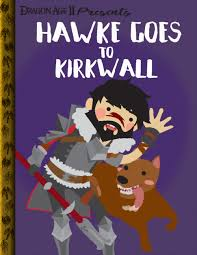 its a charming story of hawke and his adventures moving to the big city in another country and how he learns to be a valuable member of society while making