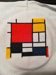 Fine Art Cross Stitch Designs Fo Bought A Fine Art Cross Stitch Kit And Completed My