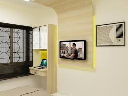 Small Picture Of Late Modern Wall Tv Unit In Master Bedroom Designs Bedrooms Tv