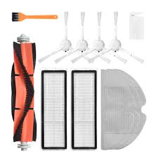 Brush Filter Replacement Accessories for Xiaomi <b>Mijia 1C Robot</b> ...