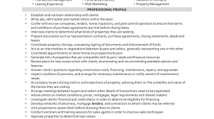Real Estate Sales Resume Human Resources Coordinator Sample Resume