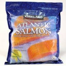 Roast the salmon for 10 to 12 minutes, until almost cooked in the center at the thickest part. Frugal Food Passover Salmon Daily Cheapskate