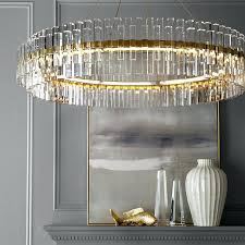 brass crystal chandeliers antique brass crystal chandelier made in spain