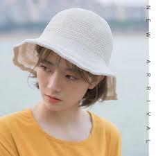 帽子に合う髪型簡単ヘアアレンジ女子向け長さ別ショートボブ