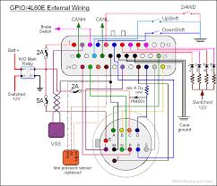 4l60e transmission wiring diagram 4l60e transmission wiring harness at Transmission Wiring Diagram