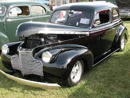 1940 Chevrolet Special Deluxe 2 Door Sedan (Custom) '036 P… | Flickr
