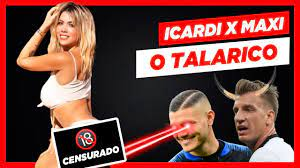 🐮 ICARDI VS MAXI LOPEZ - O TALARICO - YouTube