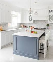 white marble tile kitchen. Wonderful Tile An Open Concept Kitchen Model In Toronto With Marble Floor And  Countertops White Tiles Give A Fresh Bright Look To The Kitchen Throughout Marble Tile Kitchen E