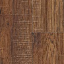 home decorators collection distressed brown hickory 12 mm thick x 6 1 4 in