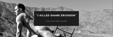 Shane erickson gay escort