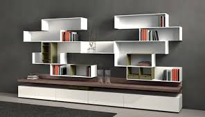 Innovative In Wall Shelving Units Modular Shelving Systems Rodolfo Doldoni Modern  Wall