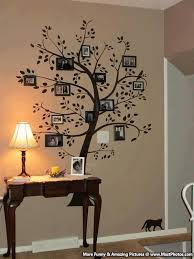 Creative Family Tree With Photo Frames