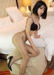 Japanese women in pantyhose