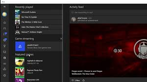 video forhow to stream games from your xbox one to your windows 10 pc or tablet