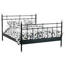 White Ikea Bed Frame Leirvik Bed Frame White Iron Bed Bed Frame