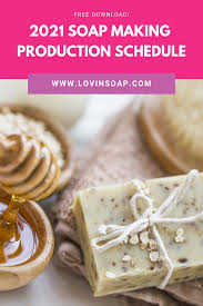 Want the full scoop on newsletter marketing? Soapmaker Production Schedule Lovin Soap Studio