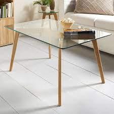 glass table decor