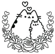 88 Best Pusheen Coloring Pages Images Printable Coloring Pages
