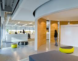 Beautiful office spaces Work Bright Office Canadianartcom Non Residential Bright Office Belkins Bright And Colorful Office
